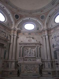 Adoration of the Maji - Emiliana Chapel - Cemetery Island - Venice, Italy