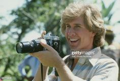 The Mystery of the African Safari' which aired on October (Photo by ABC Photo Archives/ABC via Getty Images) Parker Stevenson, Steve Burton, Nancy Drew Mysteries, Abc Photo, First Crush, Best Mysteries, African Safari, Old Tv, Photo Archive