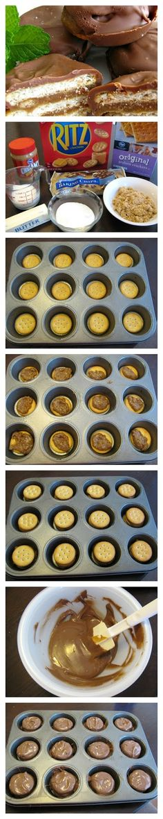 "These taste even better than real Kit Kats! Kit Kat Bar Minis Copy Cat Recipe / Sugarplum's Kitchen-not sure about these ""taste better than"" recipes but looks interesting enough to try Candy Recipes, Sweet Recipes, Cookie Recipes, Dessert Recipes, Holiday Recipes, Mini Desserts, Just Desserts, Delicious Desserts, Yummy Food"