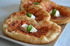 Pizze montanare, ricetta tipica campana