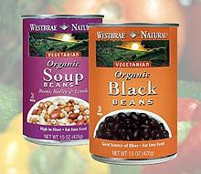 Westbrae Natural: Products: Organic Beans