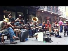 "▶ ""Minglewood Blues"" LIVE @ Royal Street, New Orleans, LA - YouTube"