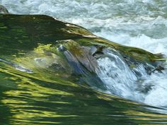 El Agua, Claro, Río, Aguas, Bach, Cascada, Murmullo