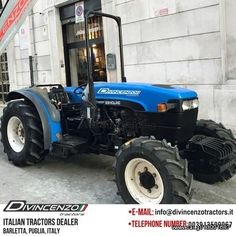 New Holland  TN95F '03 - 14.000 EUR
