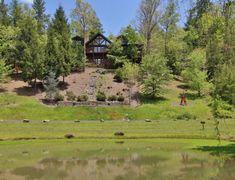 Black Bear Hideaway | Yonder Screened Gazebo, Pet Friendly Cabins, Journey's End, Cedar Falls, Gatlinburg Cabins, Fish Ponds, Smoky Mountain National Park, Picnic Area, Cabin Rentals