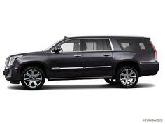 2016 Cadillac Escalade ESV Standard New Car Prices - Kelley Blue Book