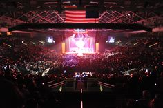 Barry Manilow at the BankUnited Center
