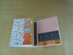 Libreta de notas de scrapbooking/ Scrapbooking notebook