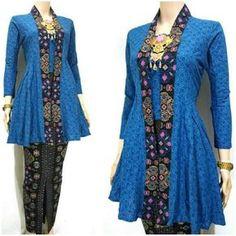 Model Baju Batik Kutu Baru Modern Terbaru Kebaya Lace, Batik Kebaya, Kebaya Dress, Dress Pesta, Kebaya Kutu Baru Hijab, Kebaya Kutu Baru Modern, Kebaya Muslim, Model Kebaya Modern, Kebaya Modern Dress
