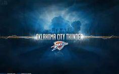 Image detail for -Oklahoma City Thunder - Basketball Wallpapers