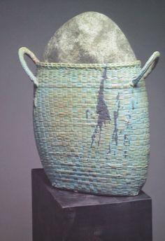 Contemporary Quilt Art Association Blog: Meet Deloss Webber: sculptor, basket-weaver, gardener...artist!