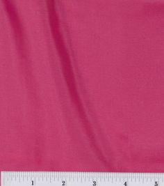 Casa Collection Linings Fabric at Joann.com - Fuchsia (cloak lining)