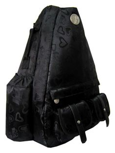 Midnight Romance Elite Convertible Small Sling Tennis Bag, found at Life Is Tennis!
