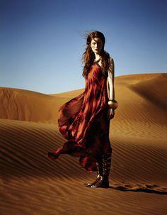 Ilva Hetmann | Sam Bisso | Elle Germany June 2012 | DesertGoddess - 3 Sensual Fashion Editorials | Art Exhibits - Anne of Carversville Women's News