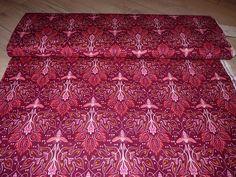 Stoff Ornamente - Michael Miller US Stoff Emmas Garden pink Ornament - ein Designerstück von Bibo-Laedchen bei DaWanda