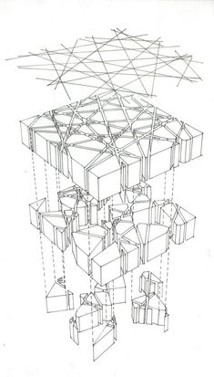 Toyo Ito and Cecil Balmond, Serpentine Pavilion 2002 (London) - . - Toyo Ito and Cecil Balmond, Serpentine Pavilion 2002 (London) – - Architecture Design, Architecture Concept Diagram, Architecture Drawings, Monumental Architecture, System Architecture, Chinese Architecture, Architecture Office, Futuristic Architecture, Sustainable Architecture