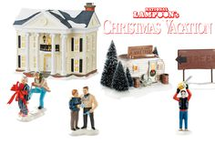 The Jolly Christmas Shop - Department 56 Snow Village Christmas Vacation 5 PC 2016 Set , $319.00 (https://www.thejollychristmasshop.com/department-56-snow-village-christmas-vacation-5-pc-2016-set/)