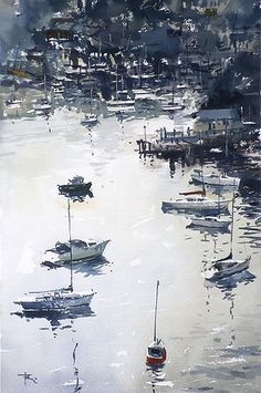 Woodford-Bay-2-Sydney-by-tony-belobrajdic   by Tony Belobrajdic
