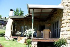 JessHil - Clarens Accommodation. Mount Horeb, International Holidays, Free State, Covered Decks, Wooden Decks, Open Plan, Rafting, Pergola, Cottage