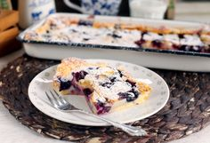 áfonyás tejpite Winter Food, Sweet Life, I Foods, Sweet Recipes, Blueberry, French Toast, Dessert Recipes, Food And Drink, Favorite Recipes