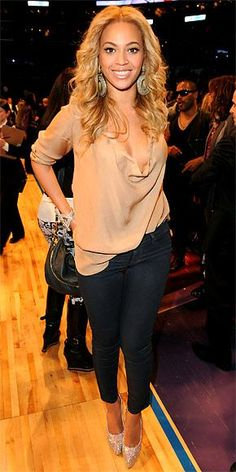 beyonce casual outfits - Google Search