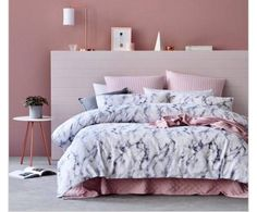 Beautiful Marble Texture Duvet Design Xx