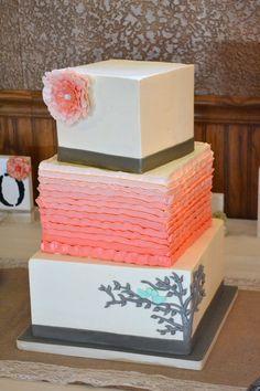 Wedding Cakes, Decorative Boxes, Home Decor, Wedding Gown Cakes, Decoration Home, Room Decor, Cake Wedding, Wedding Cake, Home Interior Design
