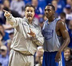Kentucky Wildcat Basketball!