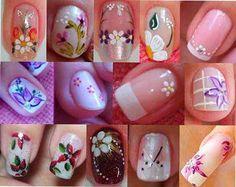 Decoración y diseños de uñas - Conoce todos los tipos de uñas que hay en el mercado - #decoracion #uñas #nail #design #nailart