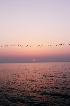 Sunset magic.