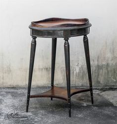 Uttermost Agacio Round Accent Table