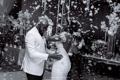 Our hearts are bursting with so much joy today and you know why, this outdoor white wedding ceremony between Amanda and Sydney is the reason. Sydney White, Wedding Ceremony, Reception, White Tux, Ghana Wedding, Hair Fixing, African Print Fashion, Wedding Bridesmaid Dresses, Videography