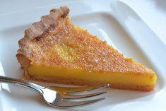 Eet lekker: Gekarameliseerde citroentaart