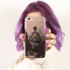 iPhone 7 Case Harry Potter Clear iPhone 7 Case от CaseMagics