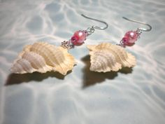 Del's Shells: Pink and Girly Seashell Jewelry