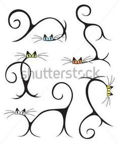 gatosestilisados - Pesquisa Google
