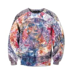 Mapped Sweatshirt