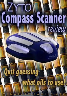 Zyto Compass Scanner Review - Quit Guessing What Essential Oils to Use