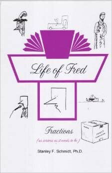 Life of Fred Apples - tons of great resources to use with Life of Fred!!!