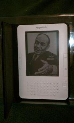 Amazon Kindle 2 2GB & Wi-Fi!  Tons of Fun!  :)