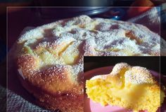 Greek Cake, Apple Pie, French Toast, Muffins, Food And Drink, Lemon, Sweets, Cooking, Breakfast