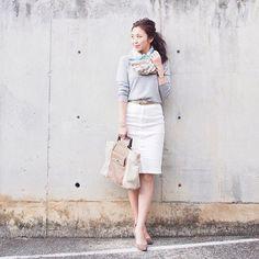 Skirts, Instagram, Fashion, Moda, Fashion Styles, Skirt, Fashion Illustrations, Gowns