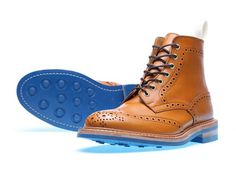 Trickers x End Hunting Co   Color Card Pack Boots