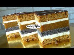 Tiramisu, Cheesecake, Food And Drink, Sweets, Baking, Ethnic Recipes, Youtube, Cakes, Cooking Recipes