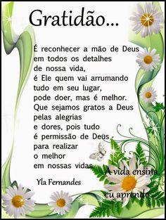 Promessas para hoje: Gratidão-Salmos 28:7 http://promessasparahoje.blogspot.com.br/