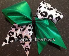 Cheer Bow - 15 Different Colors Available on Etsy, $10.00