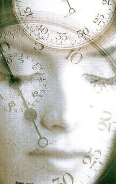 Face of Time. What Time Is, The Time Is Now, Father Time, Somewhere In Time, Time Stood Still, Clock Art, Illustrations, Time Art, Double Exposure