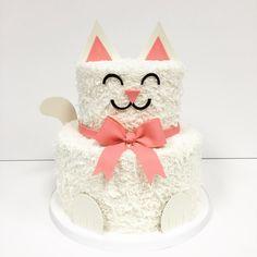 cat cake @jkarseneau I Know luke loves cats :)                                                                                                                                                                                 More #CatBirthday