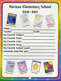 Fill in the blank elementary yearbook ideas – and use student artwork? Fill in the blank elementary yearbook ideas – and use student artwork? Elementary Yearbook Ideas, My Yearbook, Family Yearbook, Yearbook Pages, Yearbook Spreads, Yearbook Covers, Yearbook Layouts, Yearbook Photos, Yearbook Design