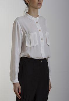 c76cb1f0af7 Korean Shirt. via The Cools Korean Shirts